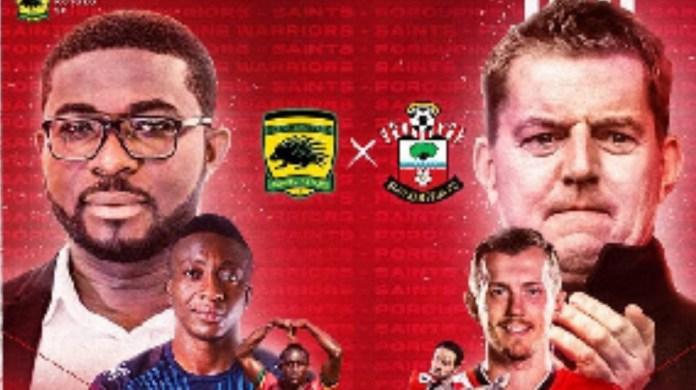 Southampton and Asante Kotoko in a partnership deal