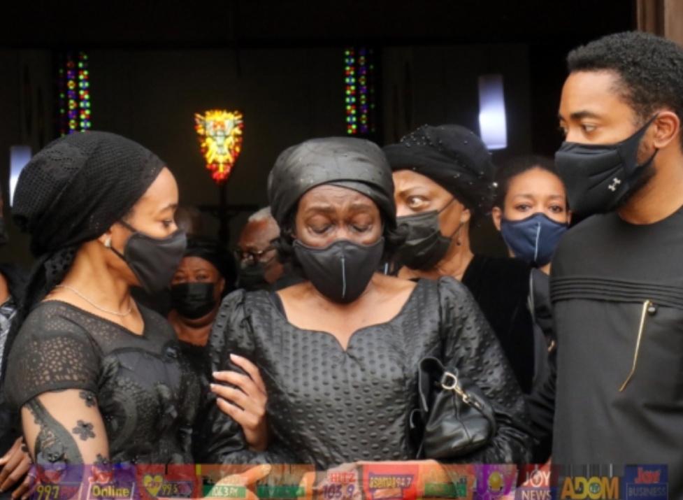 I learnt to to be streetwise when I met Rawlings – Nana Konadu