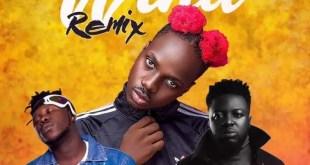 Edoh YAT – Wind Remix Ft Medikal & Guru