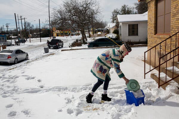 Water Shortage Hit Some Parts Of America