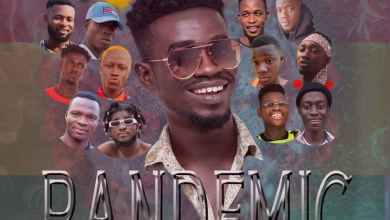 Biztown recordz presents this powerful new song by Mr Kay captioned 'Pandemic'. It features all Biztown stars on it. stream and download below You Might Also Like: : Kwesi Slay – Eye Clear ft. Kofi Mole Mr Kay – Pandemic Ft. Biztown All Stars [Download]
