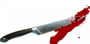 Man Chops Off His Sister Hand Totally And  Stab His Mother In
