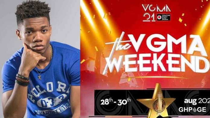 """I Deserved To Be Crowned VGMA """"Artiste Of The Year""""-Kidi"""