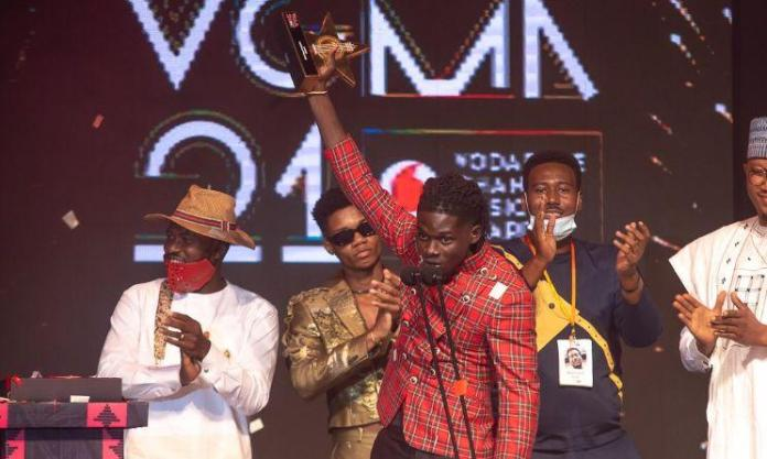 "I Deserved To Be Crowned VGMA ""Artiste Of The Year""-Kidi"