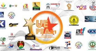 WINNERS FOR THE UPPER EAST PEACE AND ENTERTAINMENT AWARDS 2021