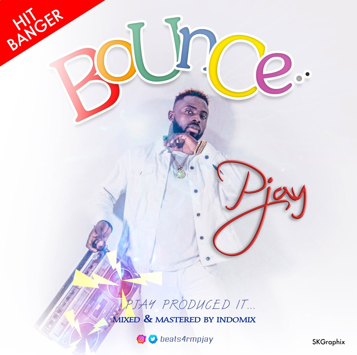 Download  PJAY Bounce @beats4rmpjay