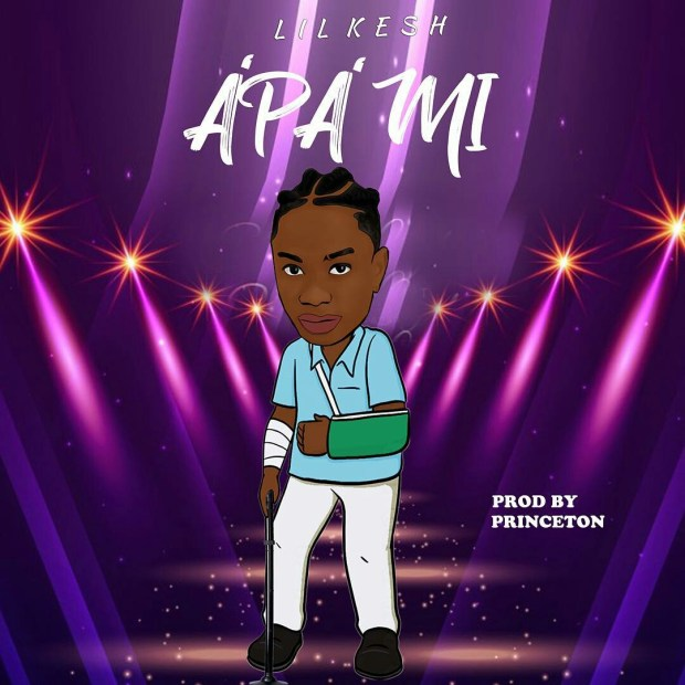 Download Lil Kesh – Apami (Prod. By Princeton)