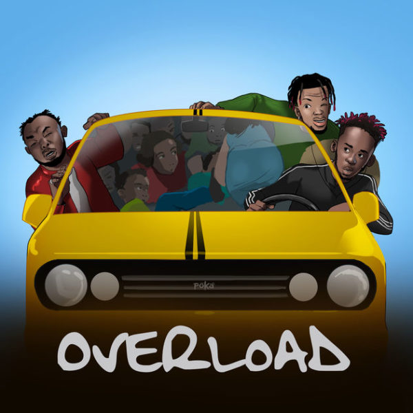 "Download Mr Eazi – ""Overload"" ft. Slimcase & Mr Real"
