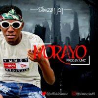 Download Slimzzy jay Morayo | Prod by Unic @Officialslimzz 