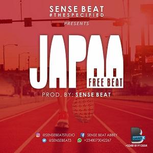 Download Freebeat:- Japaa (Prod By Sensebeat)
