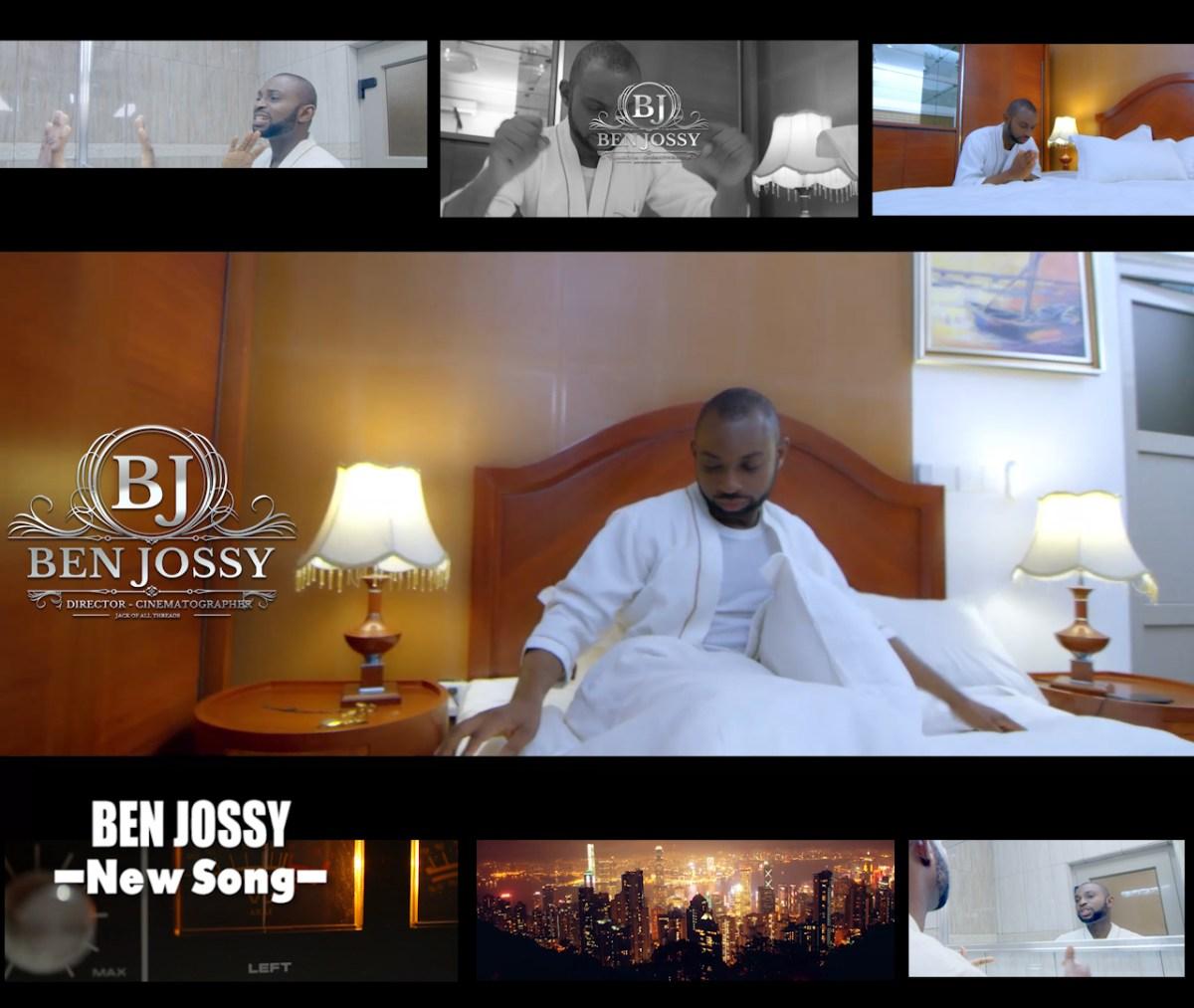 Download Ben Jossy - New Song @BenJossy_VOCS