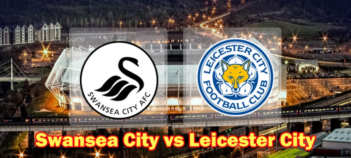 swansea-vs-leicester-GHANAMANSPORTS