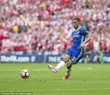 eden-hazard-chelsea-win-league-title-ghanamansports