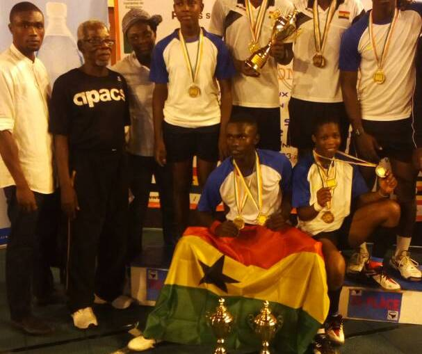 Image result for ghana national badminton team