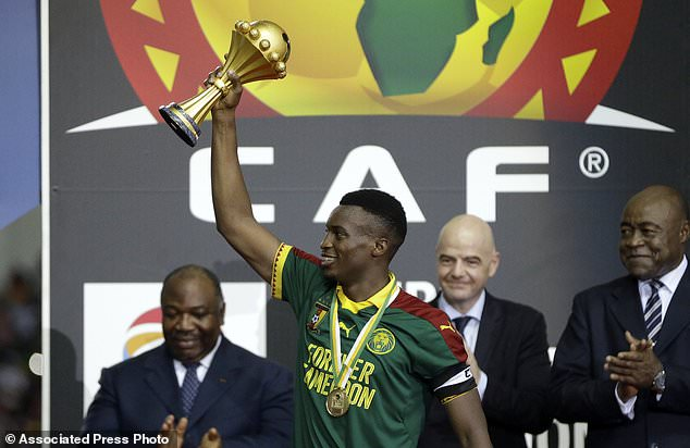 Nigeria's Onazi supports CAF AFCON changes