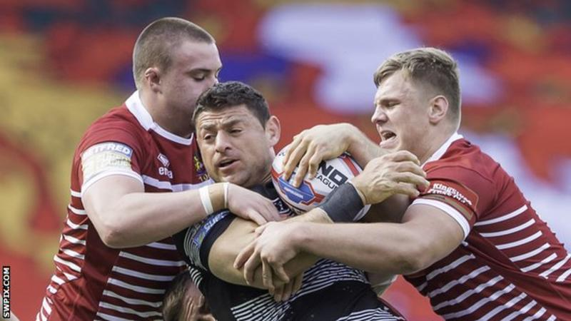 RugbyL: Wigan, Hull take Super League Down Under