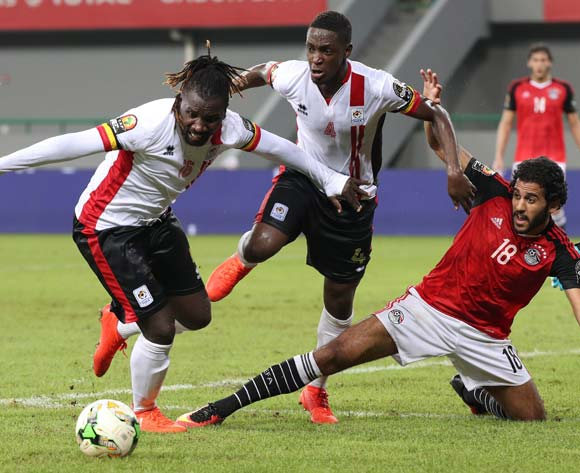 Okwi puts Uganda top of World Cup group