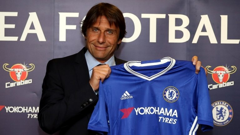 Antonio Conte needs three big signings at Chelsea - Alan Shearer