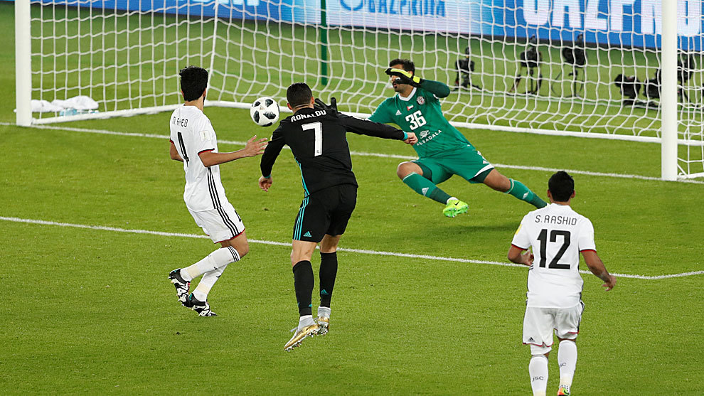 Real Madrid flees from Al Jazira trap