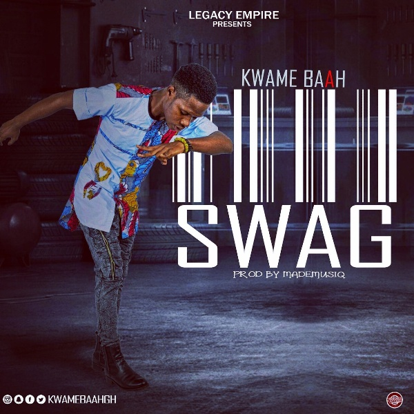 Kwame Baah - SWAG (Prod by Made Musiq) (GhanaNdwom.com)