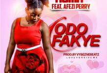 Ayma - Odo Fakye (Feat. Afezi Perry) (Prod. By VybezneBeatz) (GhanaNdwom.com)