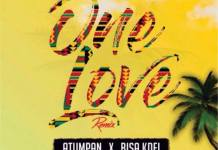 Atumpan - One Love (Remix) (Feat Bisa Kdei) (Prod By Jerry Beat & Dr Ray Beat)