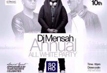 DJ Mensah All White Party