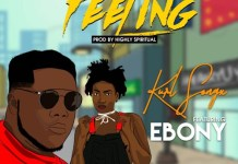 Kurl Songx - Feeling (Gimme That) (Fet. Ebony) (Prod by Kaywa)