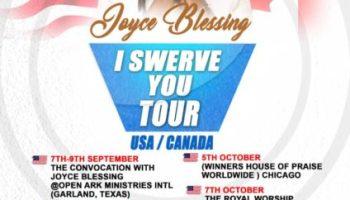 Joyce Blessing - I Swerve You (Prod  By Linkin) - GhanaNdwom net