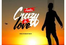 Jupitar - Crazy In Love (Prod. By Brainy Beatz)