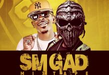 Shatta Wale Sm Gad Mixtape Mixed & Hosted By Dj Manni