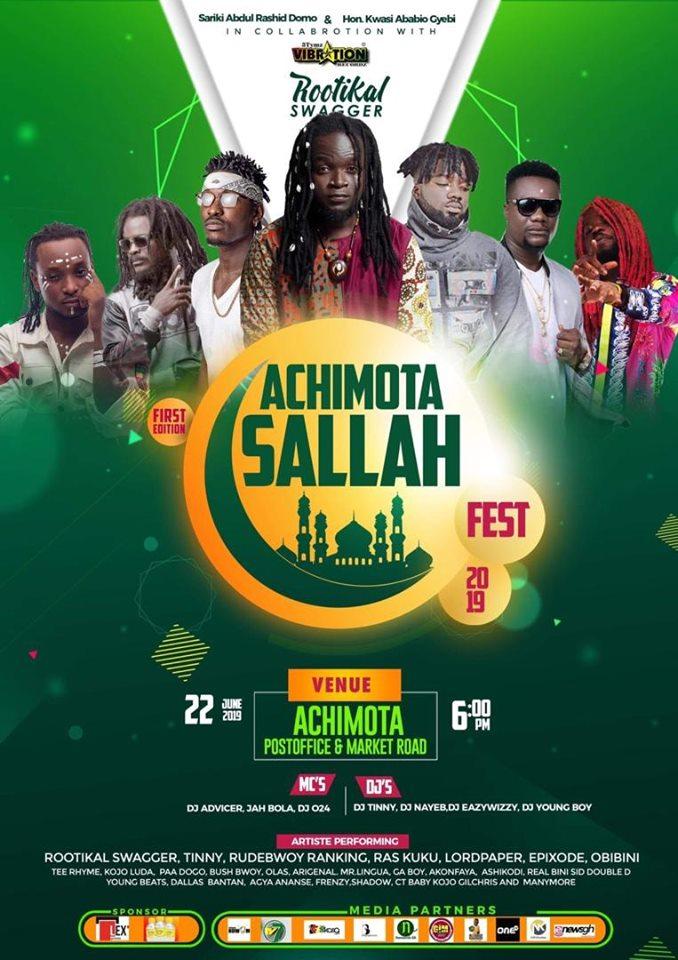 Achimota Sallah Fest 2019