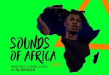 Dj Mensah - Sounds Of Africa Vol.4 (April Compilation)