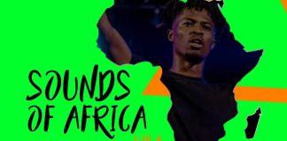 Dj Mensah - Sounds Of Africa Vol.4 (April Compilation)