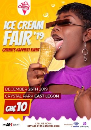 ICE CREAM FAIR NEW