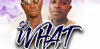 Atongo x Limestone - So What (Prod. By OptionBeatz) (GhanaNdwom.net)