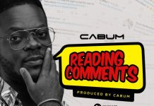 Cabum - Reading Comments (Prod by Cabum) (GhanaNdwom.net)