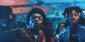 LeFlyyy and Danny Beatz in Flavor video