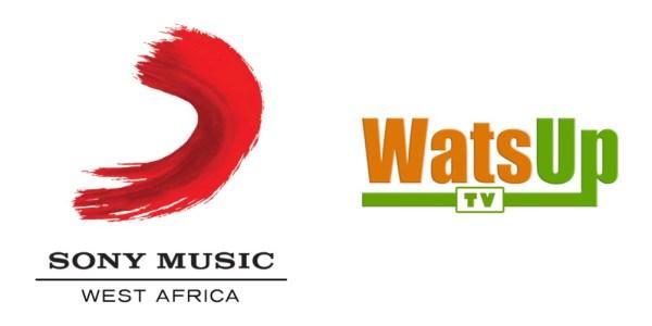 Sony Music & WatsUp TV