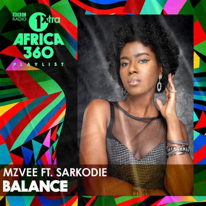 MzVee's 'Balance'