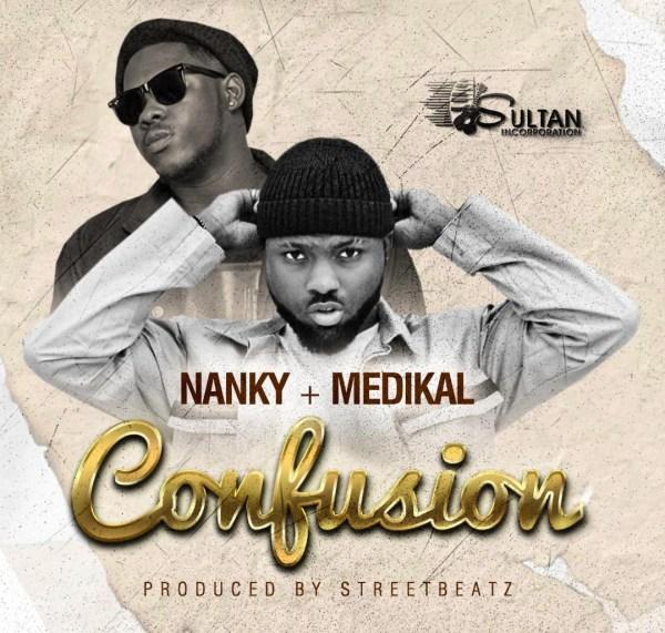 nanky - confusion ft. medikal artwork