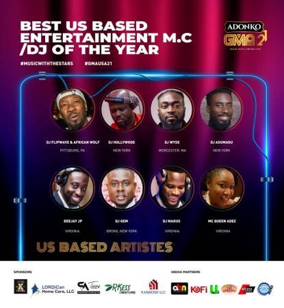 DJ Wyse Nomination 1