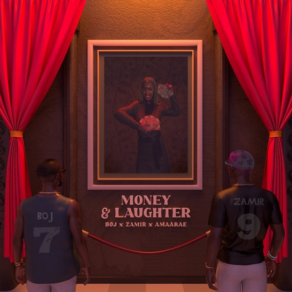BOJ - Money & Laughter (Feat. Amaarae and Zamir)