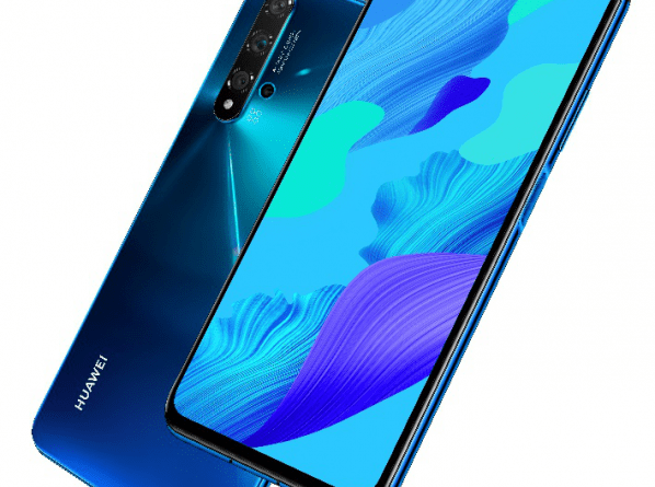 Create your own home-entertainment with the HUAWEI Nova 5T