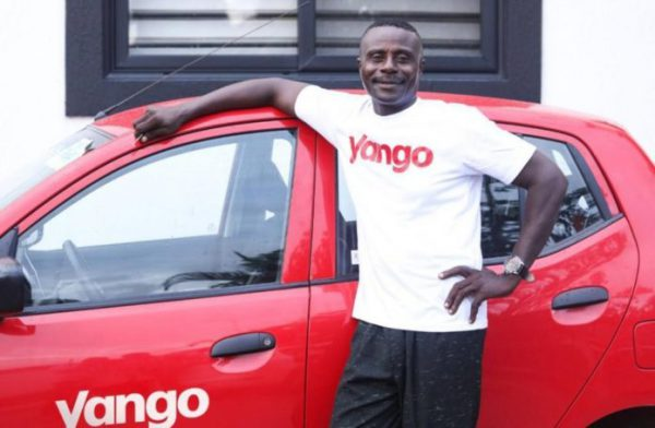 Yango App: Richard Ako Adjei wins driver of the month