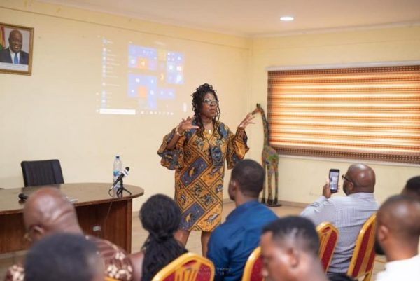 Screen Actors' Guild of Ghana holds training for old and new stars