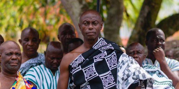 Kyebi Chief Reveals His Support Of Atewa Bauite Mine
