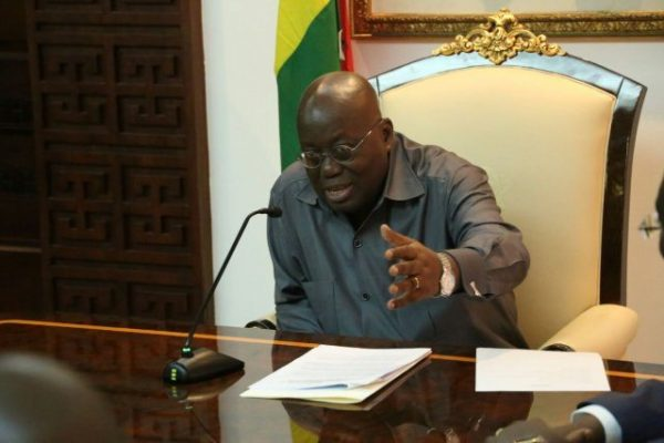 Let's resolve problems between Nigeria and Neighbours – Akufo-Addo