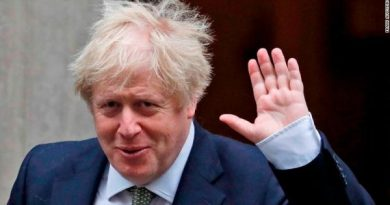 Boris says no to fossil fuel use in Africa
