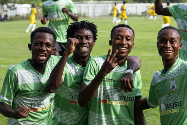 2019/20 Division One League: Vision FC beat Krystal Palace FC to secure second straight win